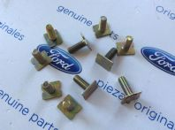 Ford Cortina MK3 New Genuine Ford bumper moulding studs x10